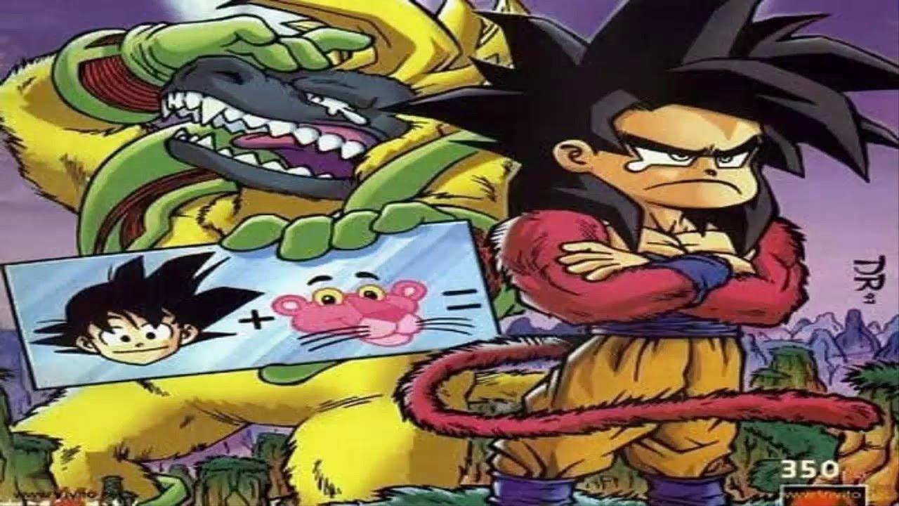 Top 100 Memes De Dragon Ball Z En Espanol Version 3 Youtube