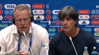 Alemania venció a Suecia agónicamente con un golazo de Tony Kroos