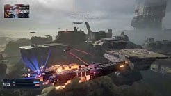 Dreadnought Closed Beta PS4 Gameplay