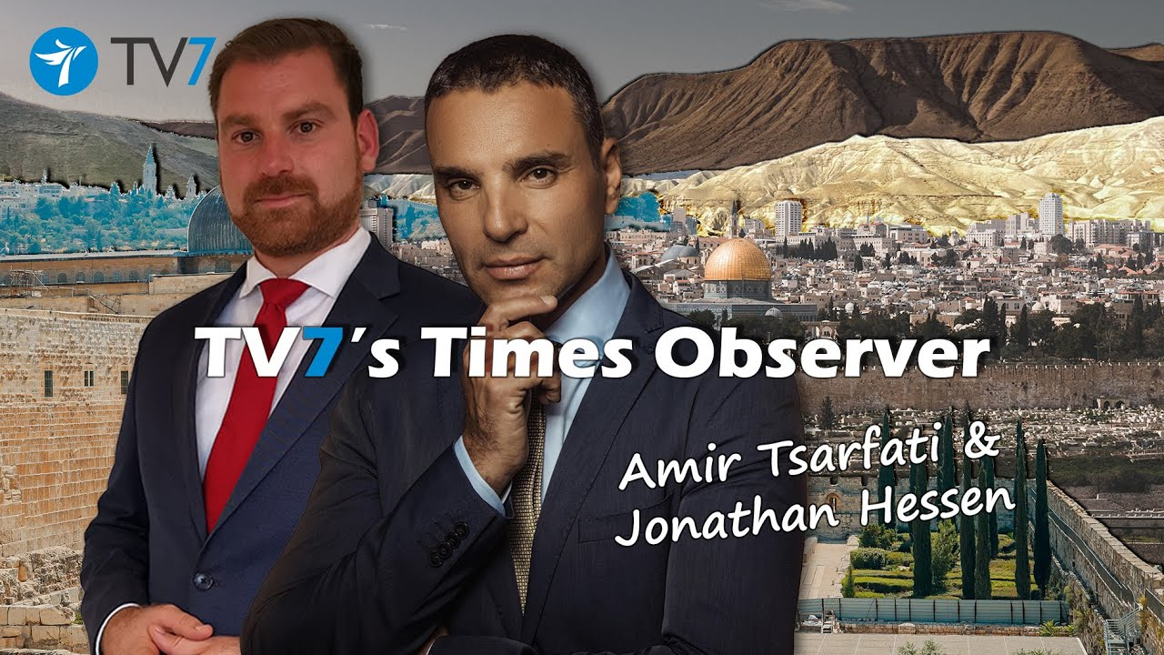 """TV7 Times Observer – Israel's 73rd Independence, """"Sons of Jacob and Children of God"""""""