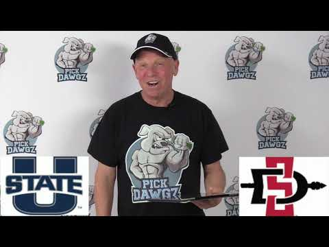 San Diego State vs Utah State 2/1/20 Free College Basketball Pick and Prediction CBB Betting Tips