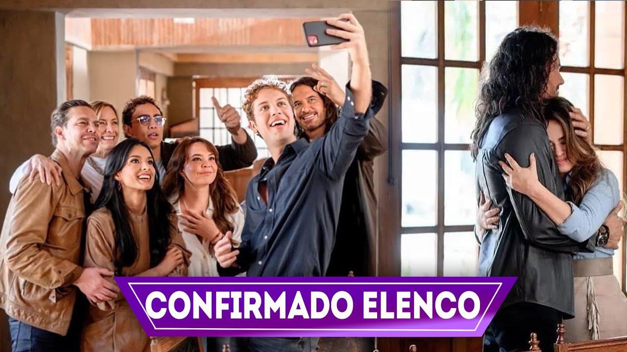 Confirmado Elenco de pasion de gavilanes 2, Telemundo confirma a Mario Cimarro, Danna Garcia, Paola