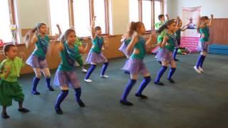 Детский фитнес, 8 марта
