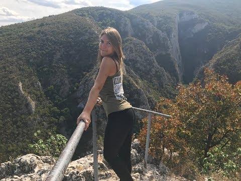 Serbian road trip: Lazareva Cave, Canyon, Bor Lake and Spring of Mlava