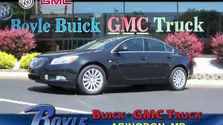Boyle Buick GMC Truck: Expect the Best