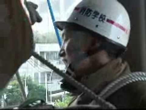 地獄の25日間 東京消防庁・特別救助技術研修に密着(2)