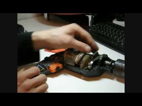 Ремонт электродрели skil 500 своими руками