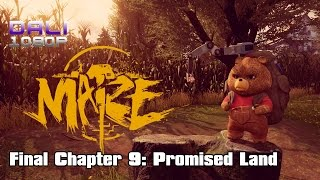 Maize Walkthrough Final Chapter 9: Promised Land pc gameplay