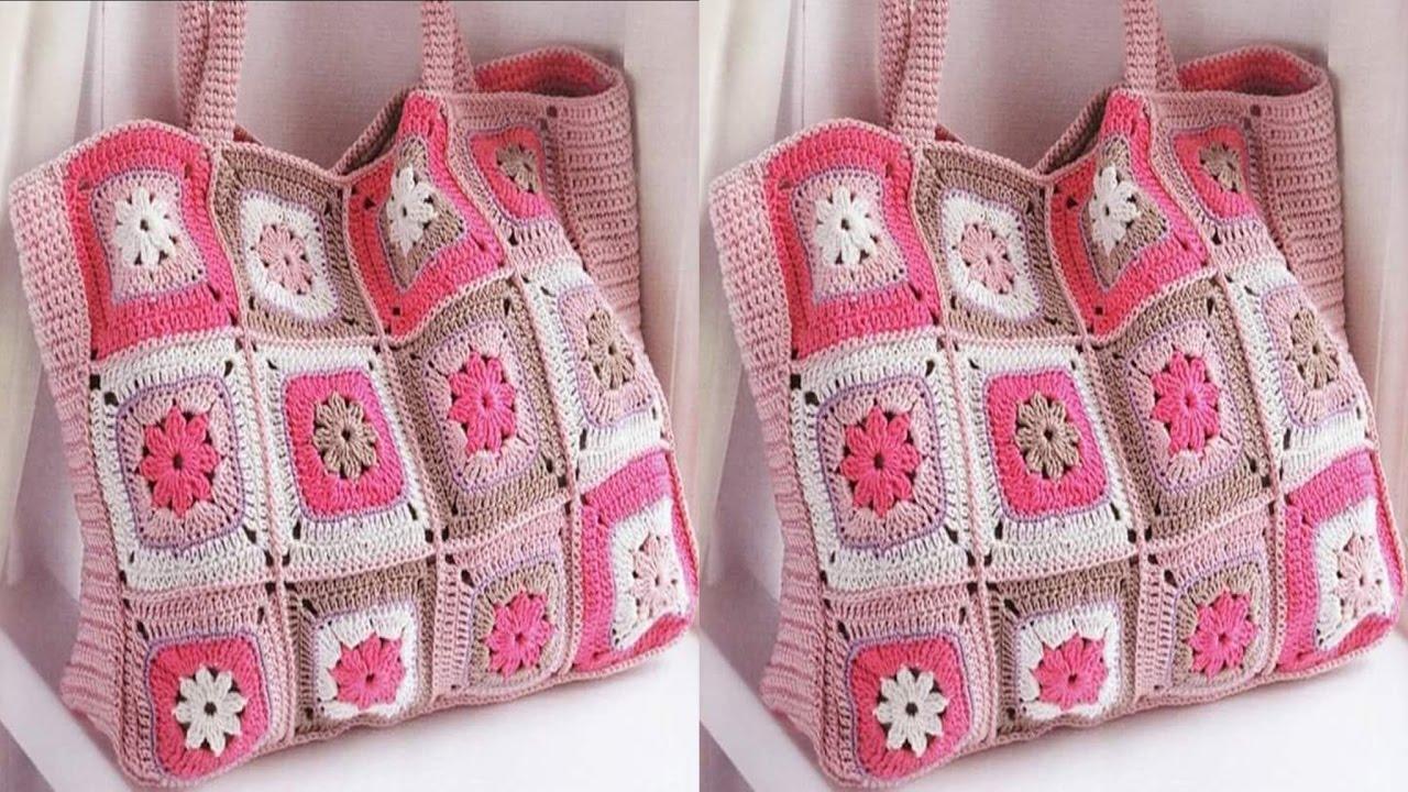 44ce89c56 Como Tejer Carteras Y Bolsos A Crochet | Stanford Center for ...