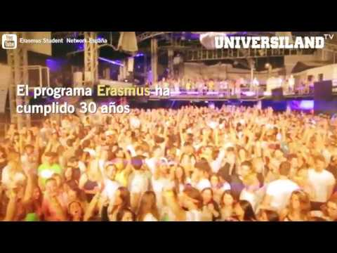 30 Aniversario de ERASMUS
