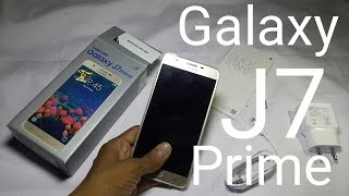 samsung galaxy j7 prime unboxing review