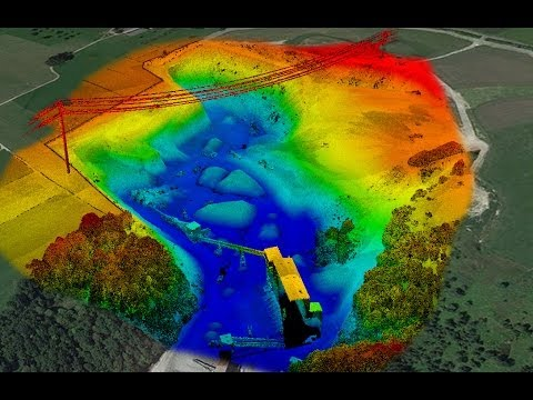 Aeroscout ALMI Laser Scanning Technology Demonstration