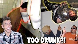 Funniest Drunk People Fails!