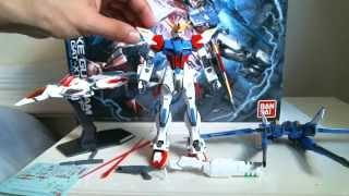 Gundam Build Fighters - Build Strike Master Grade Model
