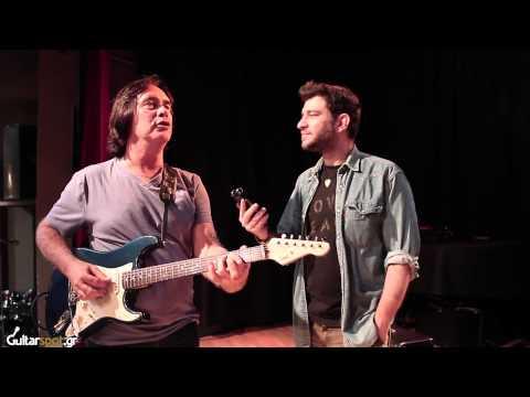 CARL VERHEYEN - Live Setup || Guitarspot.gr