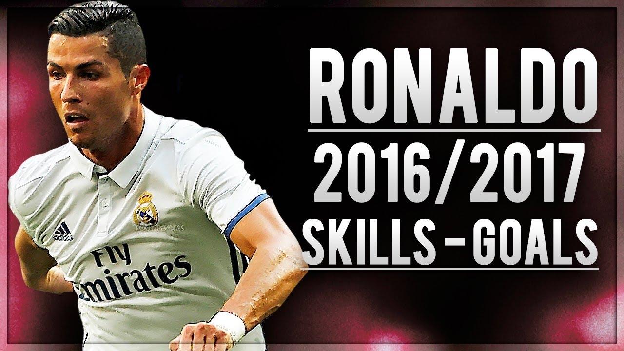 Cristiano Ronaldo Skills 2017 – Idea di immagine del giocatore
