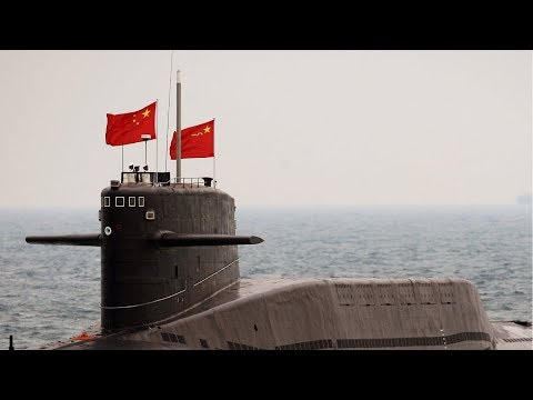 Game changer: China's first stealth nuclear sub