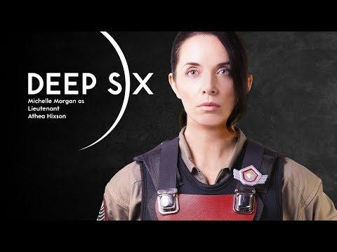DEEP SIX  Michelle Morgan ATHEA Kickstarter Message