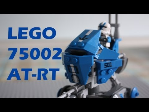 LEGO Star Wars - Building 75002 AT-RT