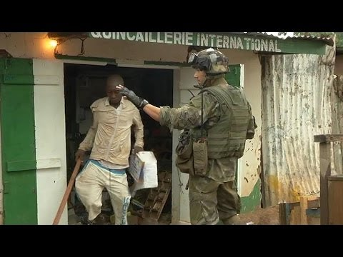 Centrafrique: scènes de pillage et de lynchage à Bangui - 10/12