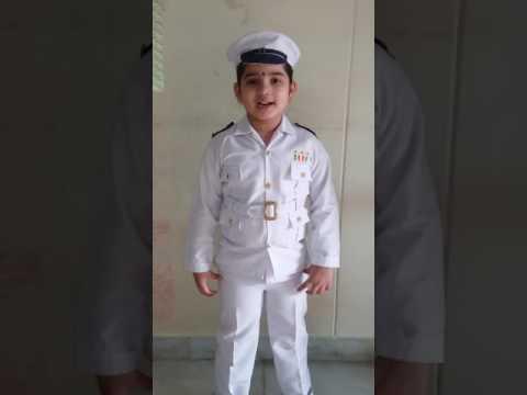 Fancy Dress - Naval Officer