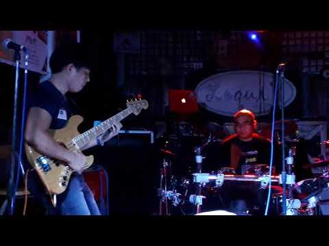 Bass & Drums Duel- James & GiL