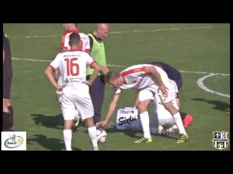 Scanzorosciate - Virtus Bergamo 1-1, 12° giornata di ritorno Serie D Girone B 2018-2019