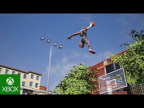 NBA Playgrounds - Reveal Trailer