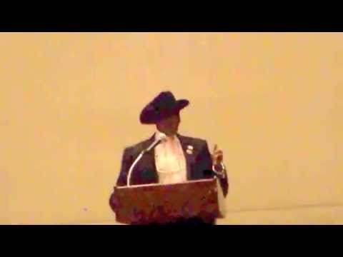 NAACP Houston Branch President Dr. Douglas 2015 Instillation Speech Pt.2