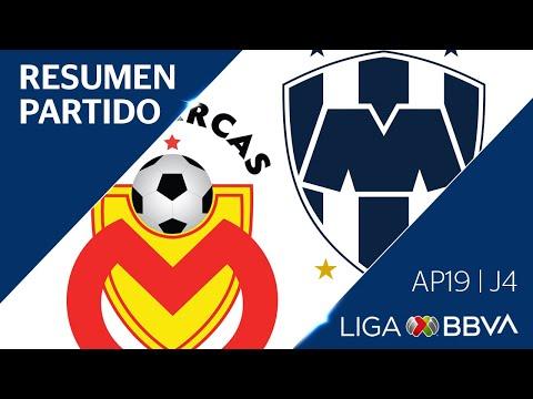 Resumen y Goles   Morelia vs Monterrey   Liga BBVA MX - Apertura 2019  - Jornada 4