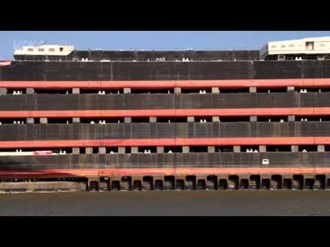 Amazing ship transport VEKA / Blue Marlin (part 2)