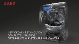 AEG ÖkoMix Technology – Every Fiber Protected.