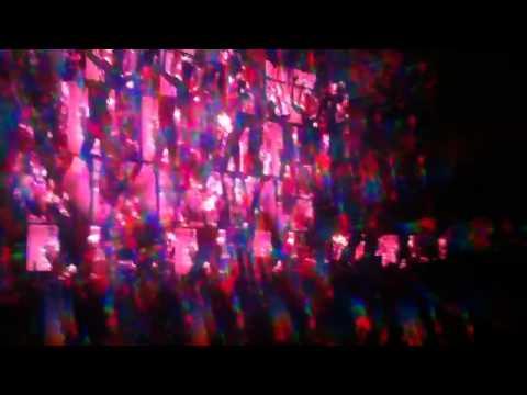 Tiesto & Showtek - Hell Yeah. Tiesto Live @ Mohegan Sun Arena. 03-24-2012.