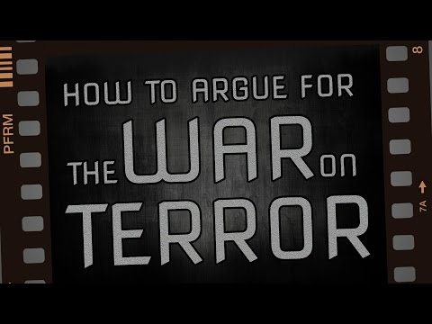 How to Argue for the War on Terror