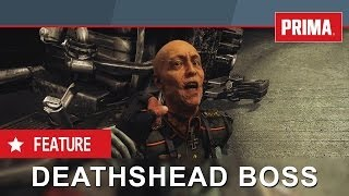 Wolfenstein The New Order - Deathshead Final Boss Fight