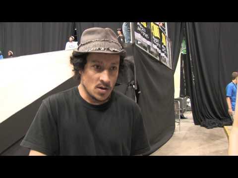 Carlos De Andrade interview with Yomansports.com