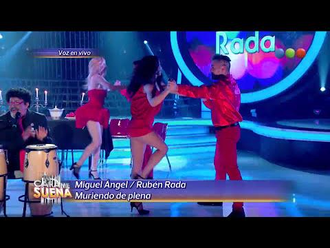 Miguel Ángel Rpdríguez es Rubén Rada - Tu Cara Me Suena 2014