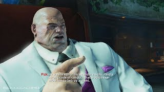 Spider-Man vs Kingpin : Amazing Spider-Man 2 Defeat Kingpin You Are Under Arrest