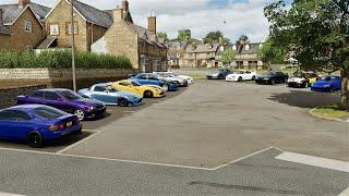 Forza Horizon 4   New 796HP RB26 Celica GT4 Build - 800HP HWY Street Racing w/ Viper, S2K, E36, +