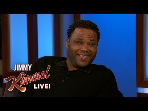 Anthony Anderson on Black-ish, Babies & Hollywood Star