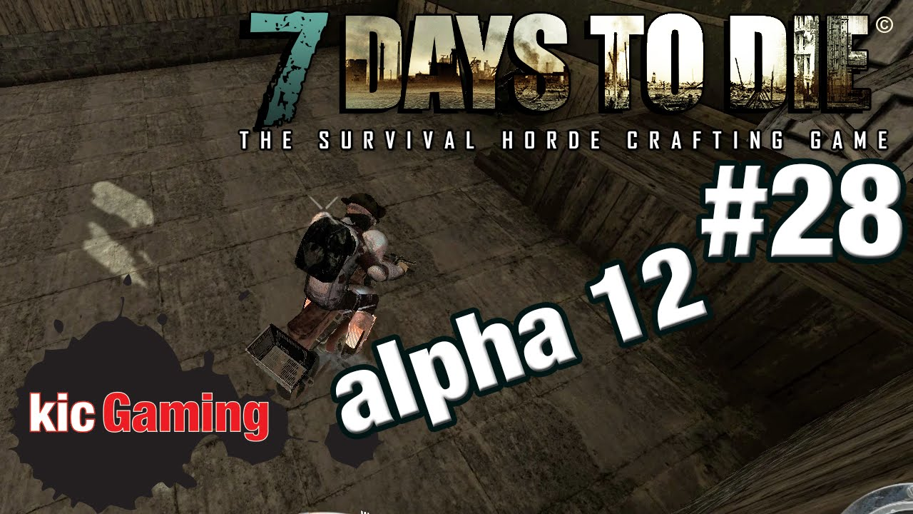 how to build the minibike in 7 days to die