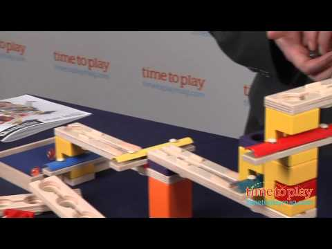 Music Motion Marble Run from Hape