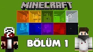 Minecraft - 8 RENK PARKUR