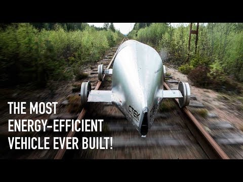 Delsbo Electric 2017 - Battery Powered Rail Vehicle Challeng