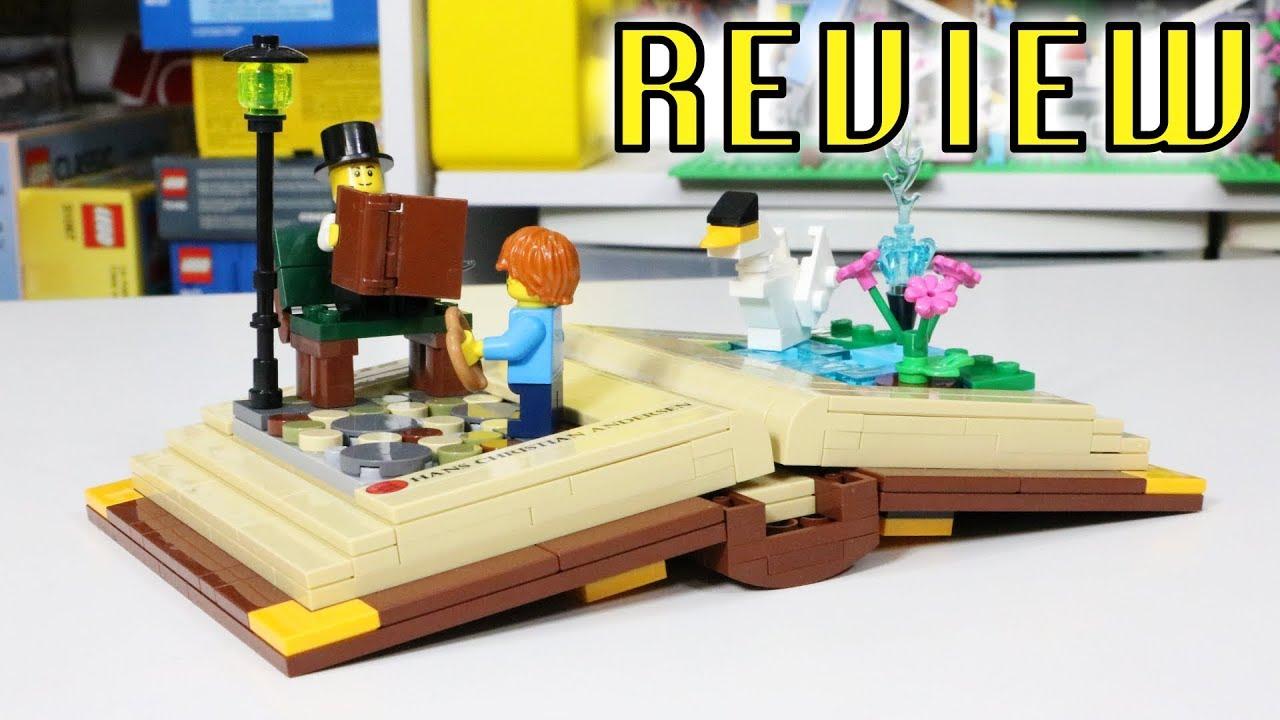 the lego story summary