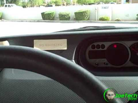 ZipCar iPhone Car Rental Review