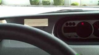 ZipCar iPhone Car Rental Review