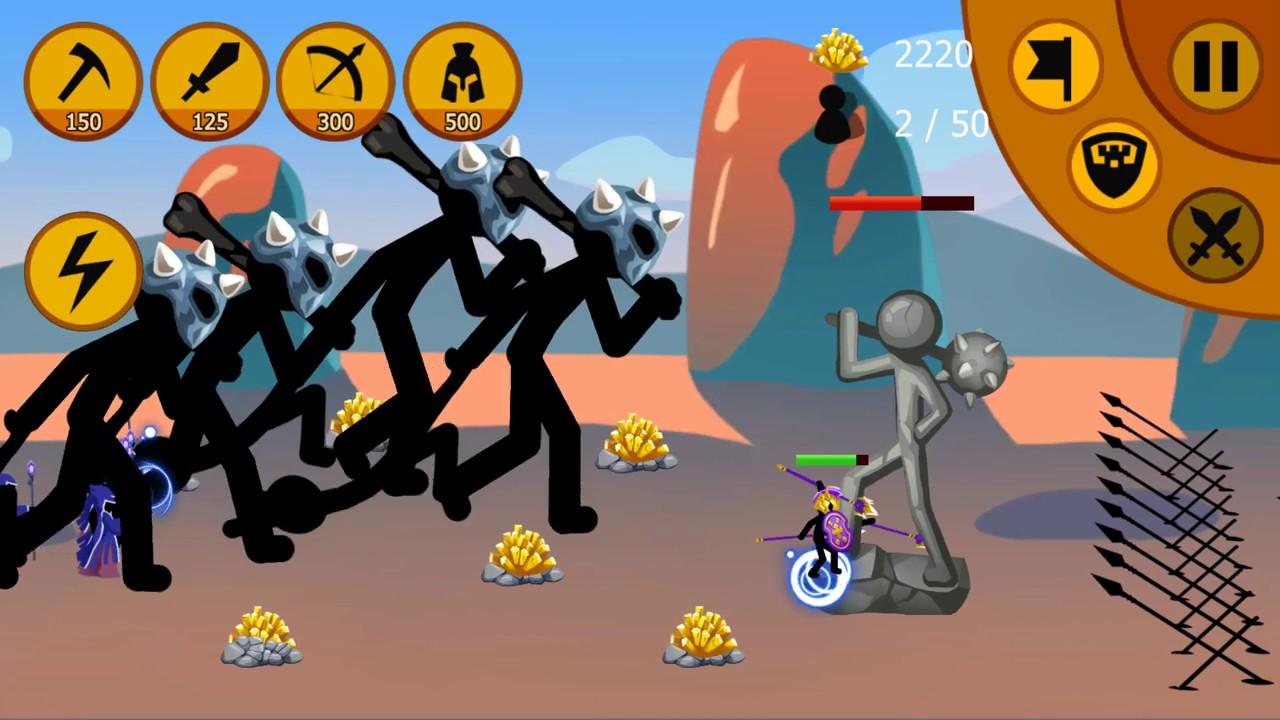 New Stick War Legacy: Griffon attack