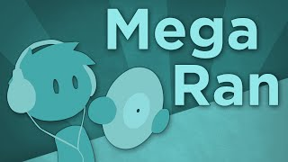 Extra Remix - Mega Ran aka Random - Nerdcore Hip Hop Video Game Music