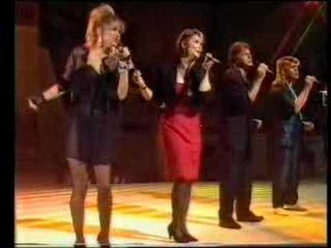 Bucks Fizz  Keep Each Other Warm Miss UK Finals 87